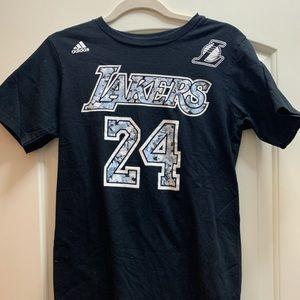Adidas Lakers Diamond Kobe Bryant Tee Small